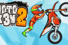 Max's Favorite Motocross Game