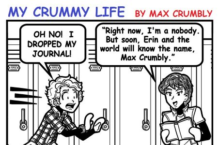 My Crummy Life - Max Drops Journal