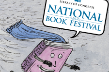 NATIONAL BOOK FESTIVAL PRESENTATION AND SIGNING!