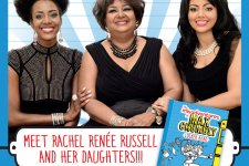 Meet Rachel Renée Russell and her daughters