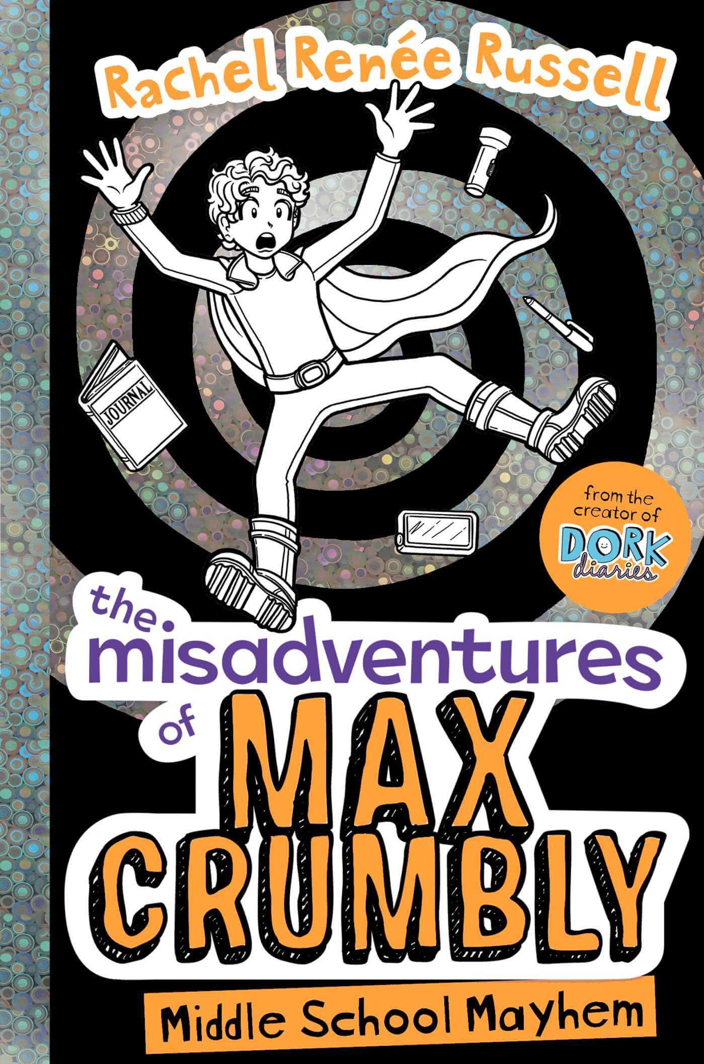 Max Crumbly Middle School Mayhem UK