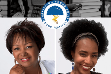 MEET RACHEL AND NIKKI AT THE YALLFEST BOOK FESTIVAL IN CHARLESTON, SOUTH CAROLINA