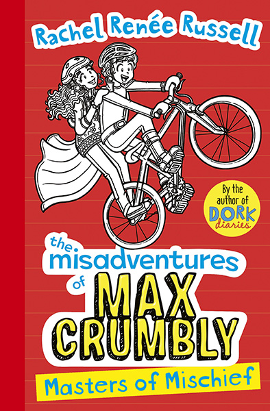 Max Crumbly Masters of Mischief UK
